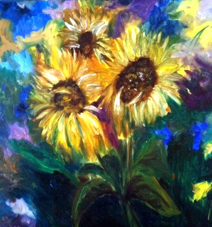 flowers, garden, color, wildflowers, nature